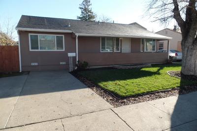 Sacramento Single Family Home For Sale: 4413 West Nichols Avenue