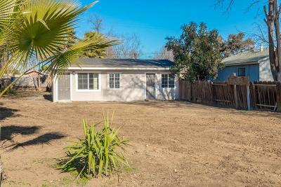 Modesto Single Family Home For Sale: 813 Watson Avenue