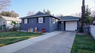 West Sacramento Single Family Home For Sale: 1521 Rockrose Road