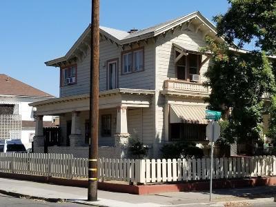 Stockton Multi Family Home For Sale: 1046 Commerce