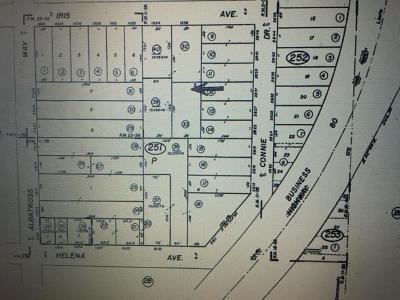 Sacramento Residential Lots & Land For Sale: Iris Avenue