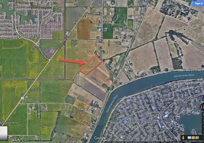 West Sacramento Residential Lots & Land For Sale: Gregory Ave