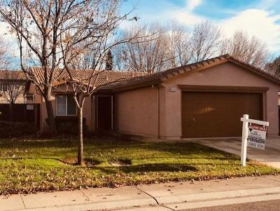 Rancho Cordova Single Family Home Pending Sale: 4319 Monhegan Way
