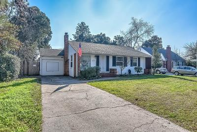 Stockton Single Family Home For Sale: 1940 Princeton Avenue