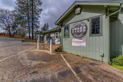 Wilseyville Commercial For Sale: 4052 Blizzard Mine Road