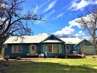 Glencoe Single Family Home For Sale: 445 Ealey Road