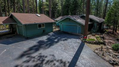 Single Family Home Active Rel. Clause: 25594 Shake Ridge Road