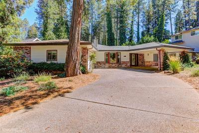 Nevada City Single Family Home For Sale: 15 Heilmann Court