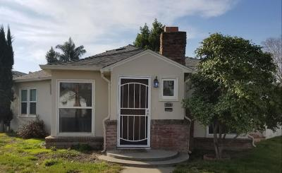 Lodi Single Family Home For Sale: 415 Lincoln Avenue