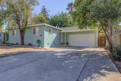 North Highlands Single Family Home For Sale: 5810 San Ardo Way