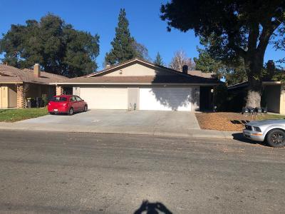 Stockton CA Multi Family Home For Sale: $359,000