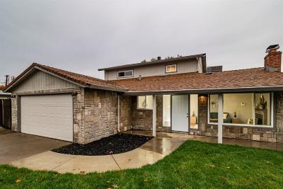 Carmichael Single Family Home For Sale: 5805 Cada Circle