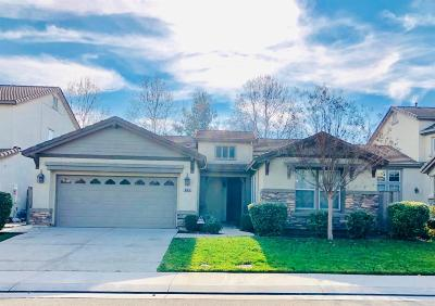 Stockton Single Family Home For Sale: 6165 Silver Oak Circle