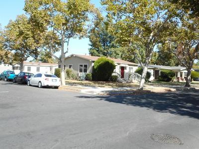 Modesto Multi Family Home For Sale: 601 Downey Avenue #609