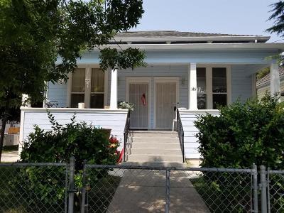 Stockton CA Multi Family Home For Sale: $235,000