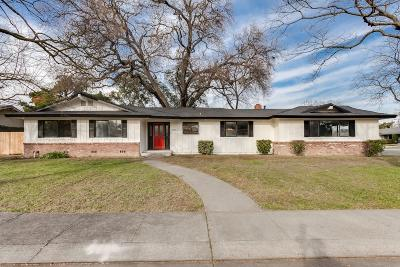 Stockton Single Family Home For Sale: 2607 Bonniebrook Drive