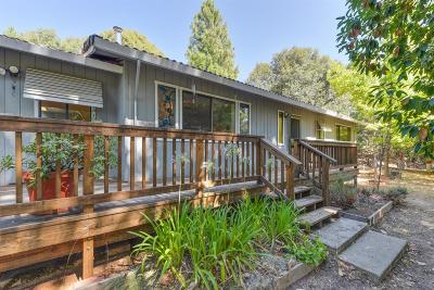 Pine Grove CA Single Family Home For Sale: $329,000