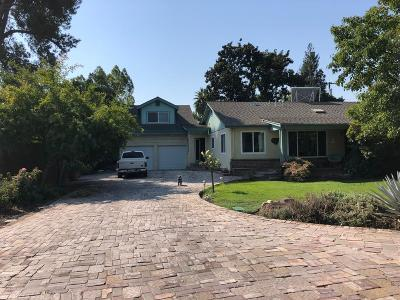 Stockton Single Family Home For Sale: 2072 Canal Drive