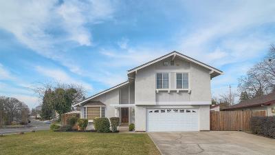 Orangevale Single Family Home For Sale: 5537 Trillium Court