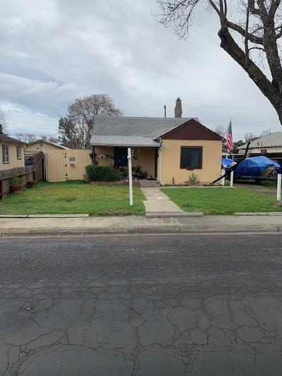 Modesto Single Family Home For Sale: 1621 Teresa Street