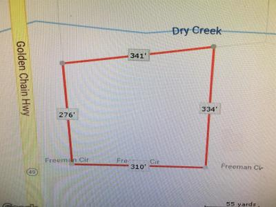 Auburn Residential Lots & Land For Sale: Freeman Cir