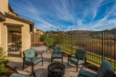 El Dorado Hills Single Family Home For Sale: 7536 Pesaro Drive