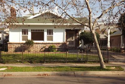 Stockton Single Family Home For Sale: 1810 Allston Way