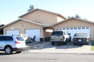 Stockton Multi Family Home For Sale: 3244 Blue Ridge Circle