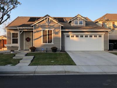 Tracy Single Family Home For Sale: 2903 Safford Avenue