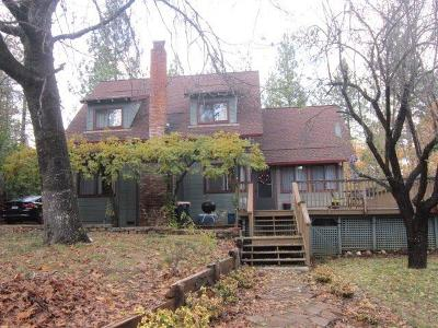 Mokelumne Hill Single Family Home For Sale: 2533 Blue Ridge