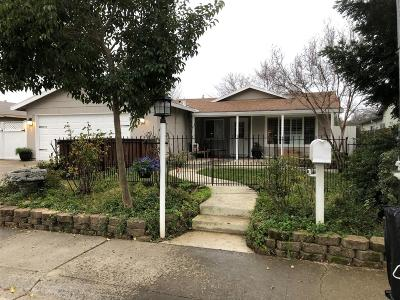 Citrus Heights Single Family Home For Sale: 6528 Willowleaf Drive