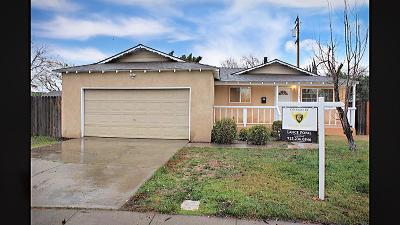 Modesto Single Family Home For Sale: 2041 Wally Court