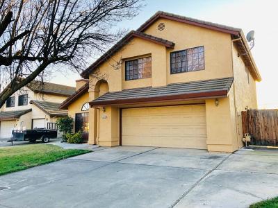 Stockton Single Family Home For Sale: 5805 Caribbean Circle