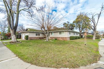 Single Family Home For Sale: 3433 Fremont Street