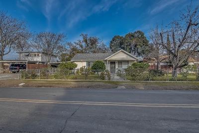 Stockton Single Family Home For Sale: 2525 Robindale Avenue