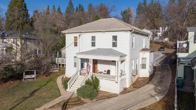 Placerville CA Multi Family Home For Sale: $759,000