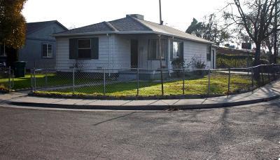 Stockton Single Family Home For Sale: 1602 Julian St.