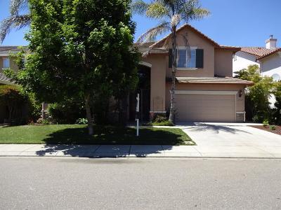 Modesto Single Family Home For Sale: 3321 Palliser Way