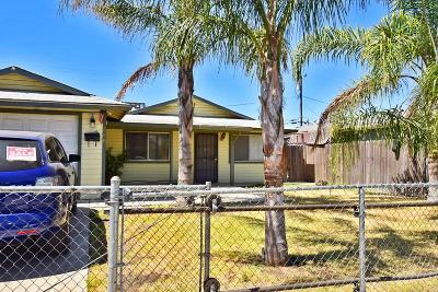 Merced Single Family Home For Sale: 268 East 10th. Street