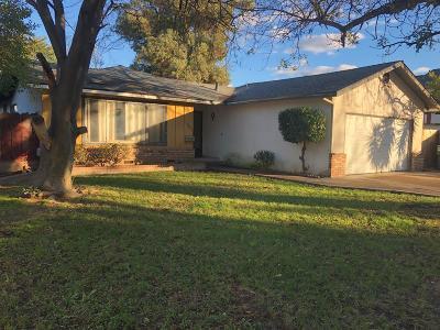 Modesto Single Family Home For Sale: 2304 Pridmore Avenue
