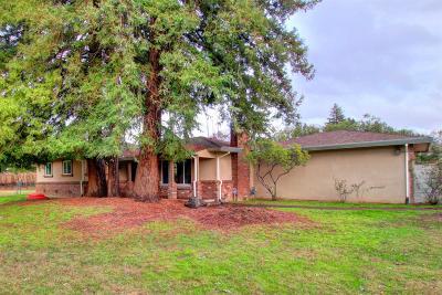Sacramento Single Family Home For Sale: 3501 San Ysidro Way