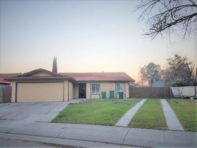Stockton Single Family Home For Sale: 8409 Pyrenees Court