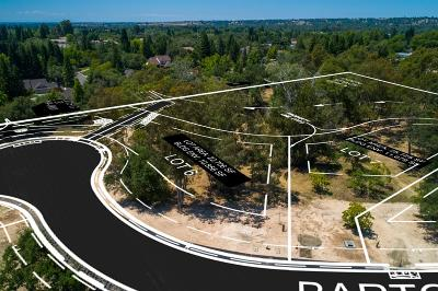Granite Bay Residential Lots & Land For Sale: 5951 Barton Ranch Court