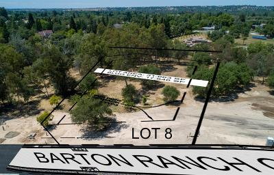Granite Bay Residential Lots & Land For Sale: 5971 Barton Ranch Court