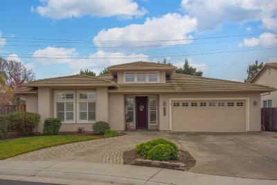 Elk Grove Single Family Home For Sale: 9072 Quail Terrace Way