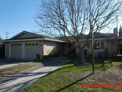 Manteca Single Family Home For Sale: 920 East Edison Street