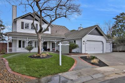 Elk Grove Single Family Home For Sale: 9287 Porto Vista Court