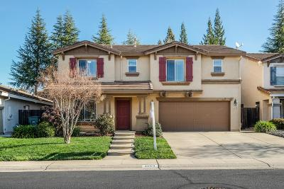 Rocklin CA Single Family Home For Sale: $539,000