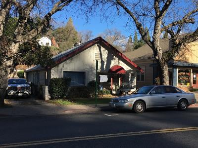 Placerville Commercial For Sale: 535 Main Street