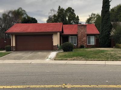 Stockton Single Family Home For Sale: 4511 Da Vinci Drive